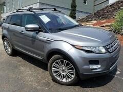 2012 Land Rover Range Rover Evoque Pure Plus SUV