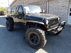 2013 Jeep Wrangler Unlimited Sport SUV