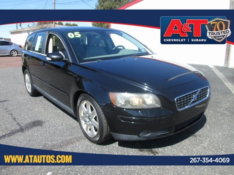 Used 2005 Volvo V50 T5 Wagon Sellersville PA
