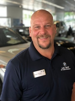Mike Donaldson: BMW Service Manager ...