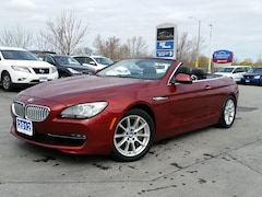 2012 BMW 650 COVERTIBLE-NAVIGATION-LEATHER-BLUETOOTH Cabriolet