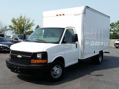 2009 Chevrolet Express 14' CUBE/BOX TRUCK-REAR HEATER-P/W-P/L-CC Truck