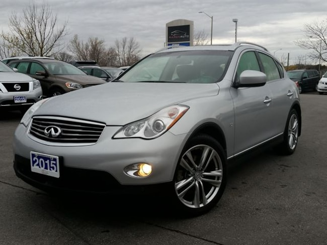2015 INFINITI QX50 AWD-HEATED LEATHER-SUNROOF SUV