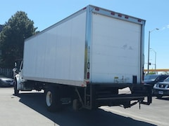 2010 FREIGHTLINER 24' CUBE-BOX-STAKE TRUCK C/W POWER REAR GATE