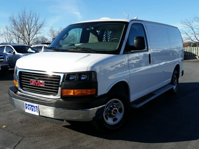2016 GMC Savana 2500 CARGO--PARTITION-POWER WINDOWS, LOCKS, AND CRUISE Van Cargo Van