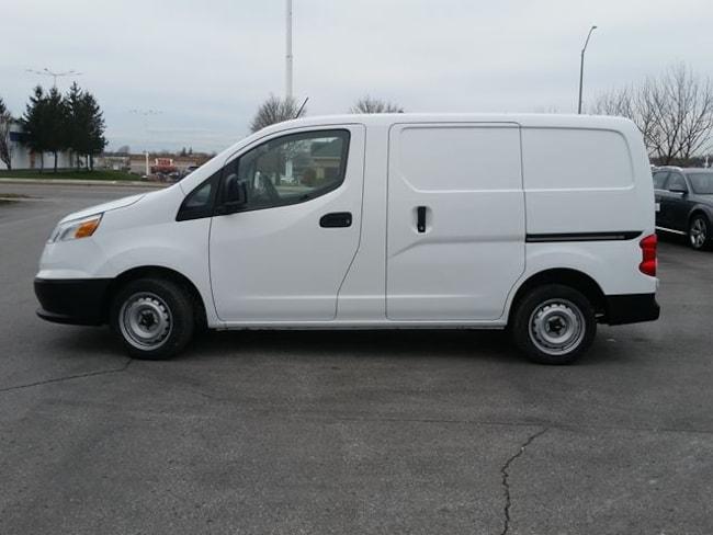 2015 Chevrolet City Express C/W BLUETOOTH--PARTITION-SHELVING Minivan