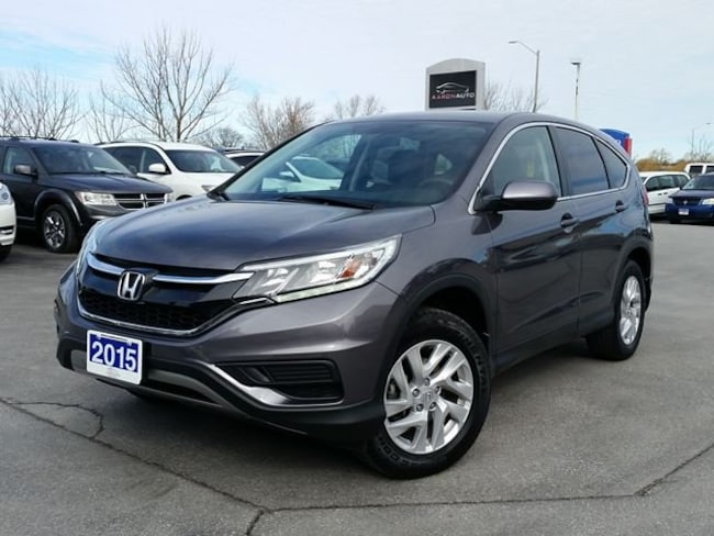 2015 Honda CR-V SE-AWD-HEATED SEATS-BLUETOOTH-CAMERA SUV