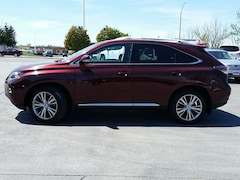 2014 LEXUS RX 350 ULTRA PREMIUM-NAVIGATION-HEATED AND COOLED SEATS SUV