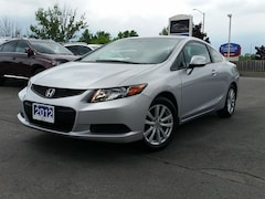 2012 Honda Civic EX-COUPE Coupe