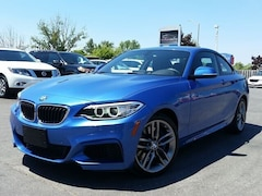 2015 BMW 228i XDRIVE-M SPORT-NAVIGATION-SUNROOF Coupe