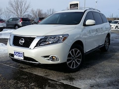 2015 Nissan Pathfinder SL-AWD-NAVIGATION-HEATED LEATHER-SUNROOF SUV