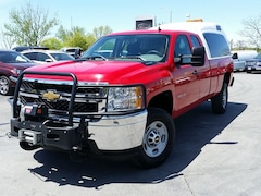 2011 Chevrolet Silverado 2500HD EXTENDED CAB-8' BOX-C/W CAP AND WINCH Truck Extended Cab