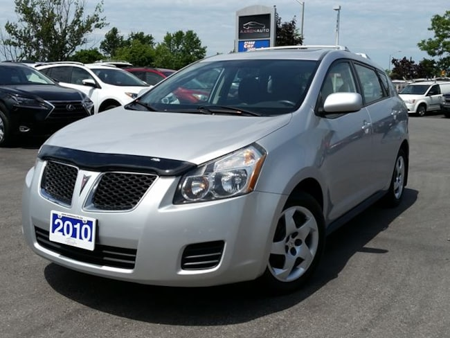 2010 Pontiac Vibe HATCHBACK--SUNROOF-- Hatchback