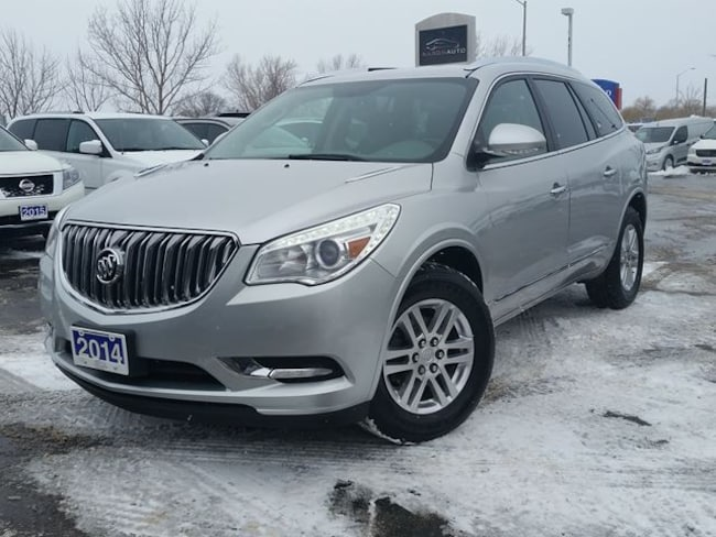 2014 Buick Enclave AWD--7 PASSENGER-- SUV