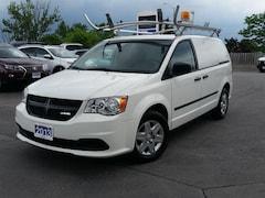 2013 Ram Cargo VAN--C/W LADDER RACK-SHELVES-PARTITION Van Van