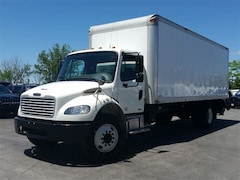 2010 FREIGHTLINER 24' CUBE-BOX-STAKE TRUCK C/W POWER REAR GATE -