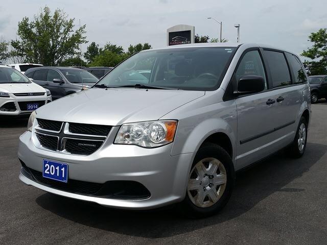 2011 Dodge Grand Caravan CARGO VAN Van