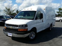 2014 Chevrolet Express 3500- CUBE/BUBBLE/WORK VAN