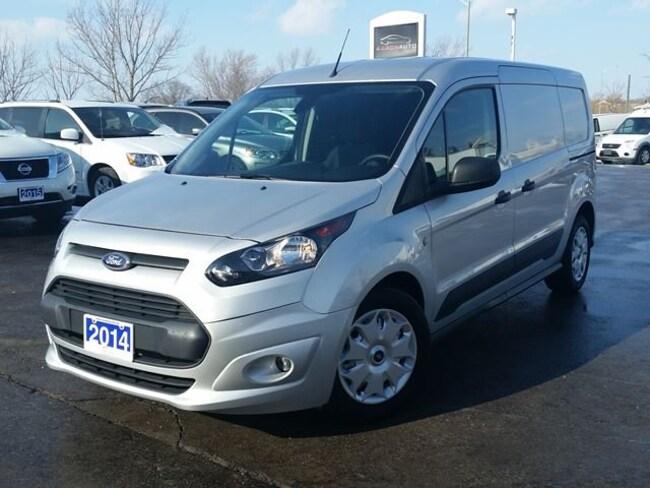2014 Ford Transit Connect XLT-BLUETOOTH--BACK UP CAMERA Van Cargo Van
