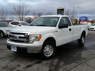 2013 Ford F-150 REG CAB--8' BOX Truck Regular Cab