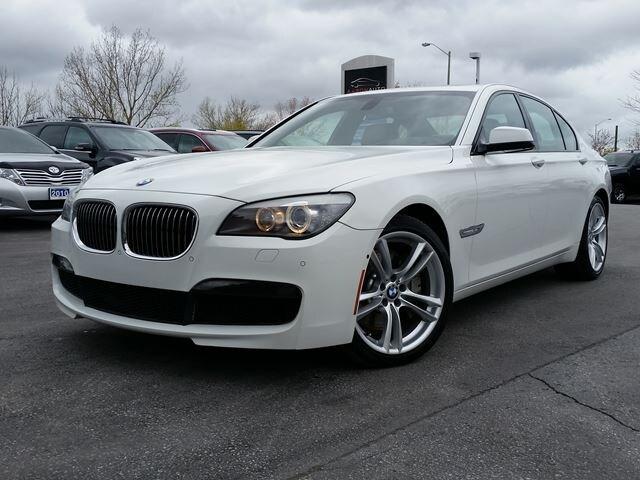 2012 BMW 750i xDrive X-DRIVE M-SPORT-TECH PKG-NAVIGATION Sedan