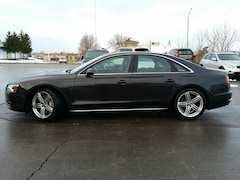 2012 Audi A8 4.2 PREMIUM--AWD--NAVIGATION-- Sedan