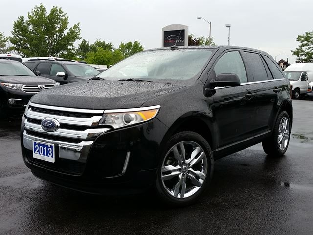 2013 Ford Edge LIMITED--AWD--LUXURY SUV--NAVIGATION--PANORAMIC RO SUV