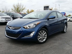 2016 Hyundai Elantra SPORT-SUNROOF-CAMERA-BLUETOOTH-HEATED SEATS Sedan