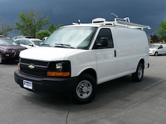 2010 Chevrolet Express 2500 CARGO VAN--SHELVES--PARTITION Van Cargo Van