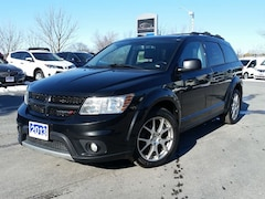2013 Dodge Journey R/T-AWD-NAVIGATION-HEATED LEATHER-SUNROOF SUV