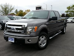 2014 Ford F-150 XLT-SUPERCREW-4X4-5.0L Truck