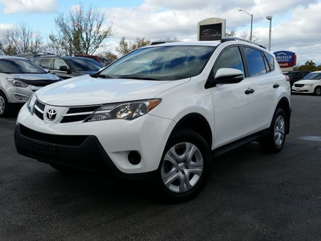 2013 Toyota Rav4 LE-BLUETOOTH-BACK UP CAMERA SUV