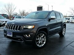 2014 Jeep Grand Cherokee OVERLAND-NAVIGATION-HEATED SEATS SUV
