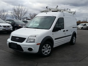 2012 Ford Transit Connect XLT-C/W LADDER RACK AND SHELVING