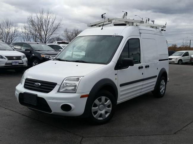 2012 Ford Transit Connect XLT-C/W LADDER RACK AND SHELVING Van Cargo Van