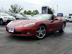 2010 Chevrolet Corvette 3LT-NAVIGATION-POWER TOP Convertible