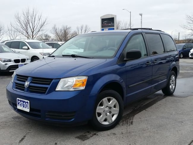 2010 Dodge Grand Caravan SE-7 PASSENGER--REAR AIR AND HEAT Van Passenger Van