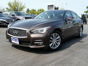 2014 INFINITI Q50 LUXURY-AWD-SEDAN--TECH PKG--NAVIGATION Sedan