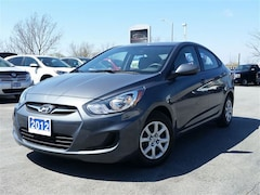 2012 Hyundai Accent GLS-4 DOOR Sedan