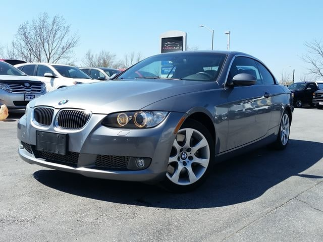 2009 BMW 335 i-HARD TOP CONVERTIBLE Cabriolet