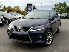 2015 LEXUS RX 350 PREMIUM-NAVIGATION-HEATED AND COOLED SEATS