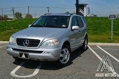 2002 Mercedes-Benz M-Class Base SUV