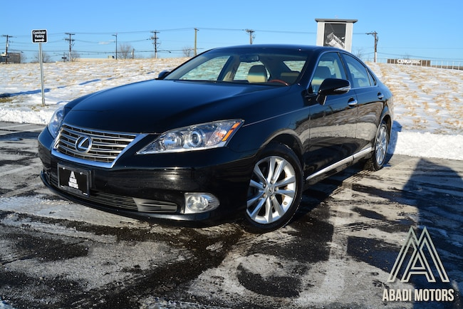 2011 LEXUS ES 350 Base Sedan