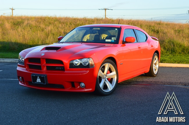 2008 Dodge Charger SRT8 Sedan