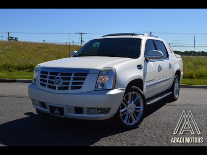 2007 Cadillac Escalade EXT Sport Utility Truck pickup