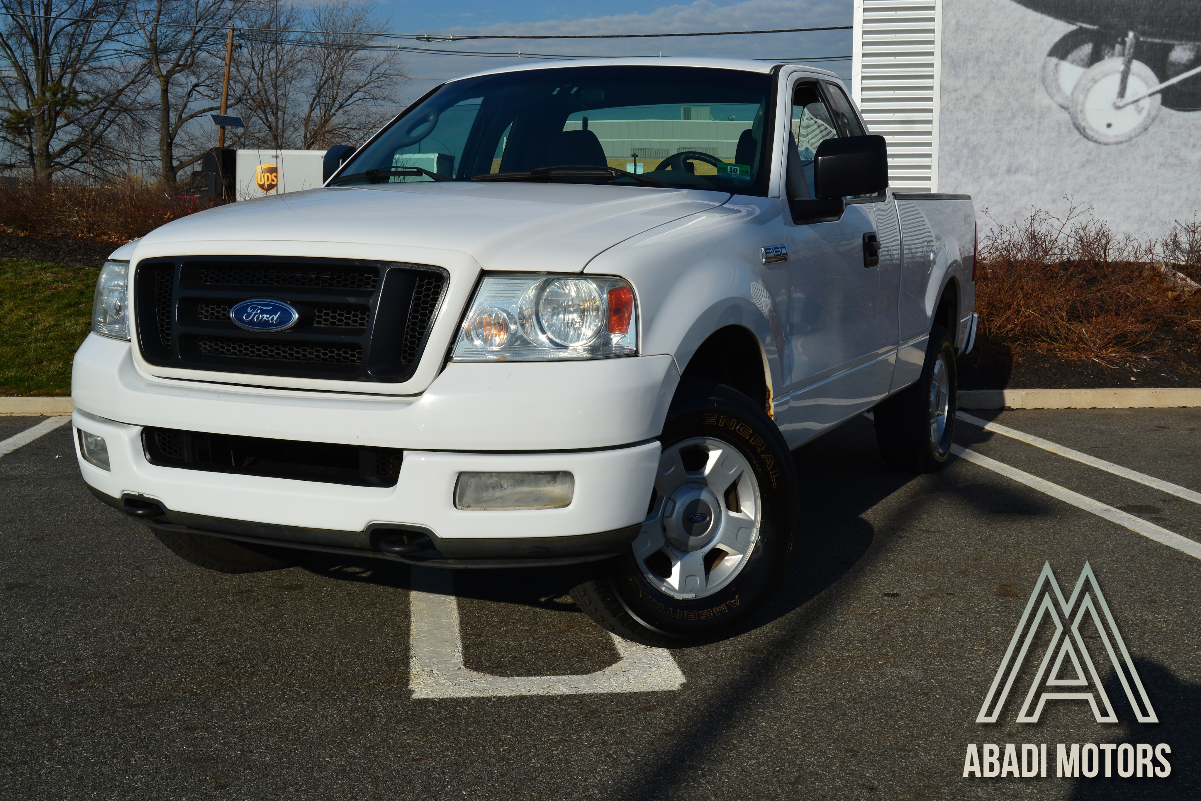 2004 Ford F-150 XL Truck Regular Cab