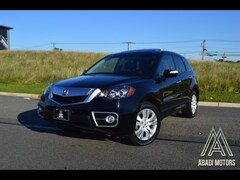 2012 Acura RDX 5-Spd AT SH-AWD With Technology Package SUV