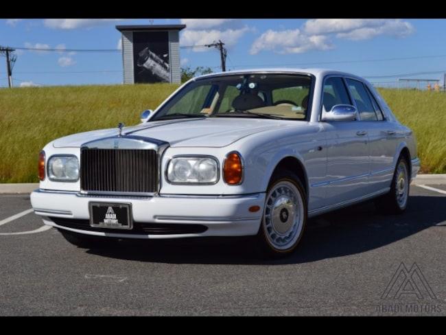 1999 Rolls-Royce Silver Seraph Sedan Sedan