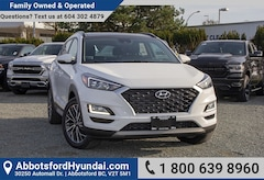 2019 Hyundai Tucson Preferred w/Trend Package