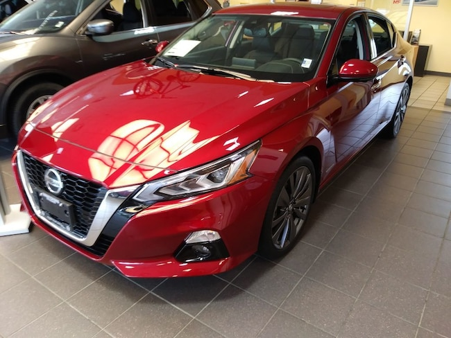 2019 Nissan Altima 2.5 Edition ONE Sedan